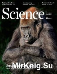 Science - 1 April 2016