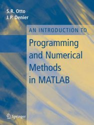 An Introduction to Programming and Numerical Methods in MATLAB