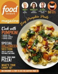 Food Network — October 2016