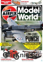 Airfix Model World - Issue Sample 2017