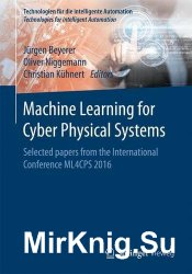 Machine Learning for Cyber Physical Systems