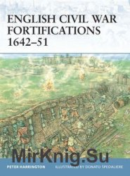 English Civil War Fortifications 1642-1651 (Osprey Fortress 9)