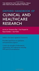 Oxford Handbook of Clinical and Healthcare Research