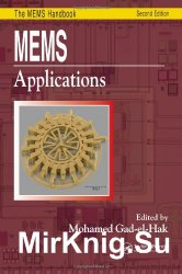 MEMS: Applications, Second Edition