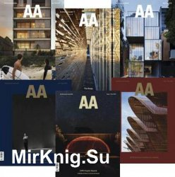 Architecture Australia - 2018 Full Year Issues Collection