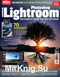 Digital PHOTO Sonderheft Photoshop Lightroom Nr.1 2019