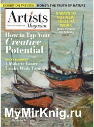 The Artist's Magazine - October 2019