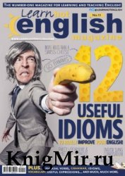 Learn Hot English Magazine - Issue 217