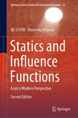 Statics and Influence Functions: From a Modern Perspective, Second Edition